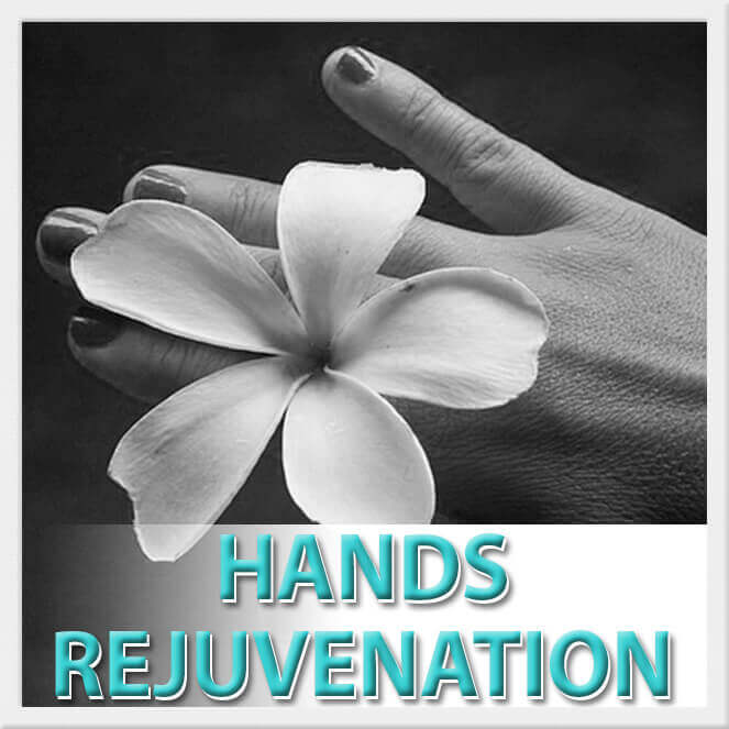 mexico cosmetic center, hands rejuvenation